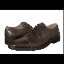 BROWN LACE UP SHOE Thumbnail