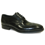 BENETT BLACK LACE UP SHOE Thumbnail