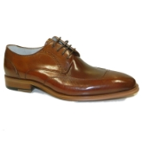 BENETT CARAMEL LACE UP SHOE Thumbnail