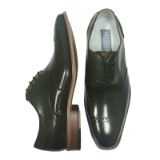 BENETT OLIVE LACE UP SHOE Thumbnail