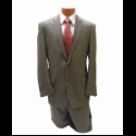 BROWN NAILHEAD 2-BUTTON SUIT Thumbnail
