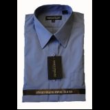 FRENCH BLUE WRINKLE FREE MENS DRESS SHIRT Thumbnail