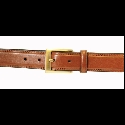 TAN LEATHER BELT Thumbnail