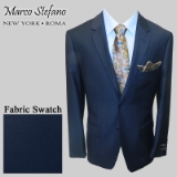 14. NAVY SOLID 2-BUTTON SPORT COAT Thumbnail