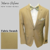 17. CAMEL SOLID 2-BUTTON SPORT COAT Thumbnail