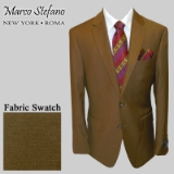 16. BRASS SOLID 2-BUTTON SPORT COAT Thumbnail