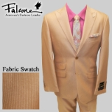 80. FALCONE SALMON MINI STRIPE PARTY SUIT Thumbnail