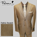 79. FALCONE TAUPE MINI STRIPE PARTY SUIT Thumbnail