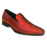 07. RED SPARKLY FLOWER PARTY SHOE Thumbnail