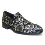04. SILVER SPARKLY PAISLEY PARTY SHOE Thumbnail