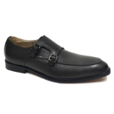 06. GREY SLIP ON SHOE WITH TWO BUCKLES Thumbnail