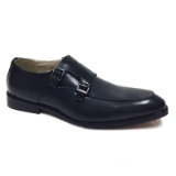 07. NAVY SLIP ON SHOE WITH TWO BUCKLES Thumbnail