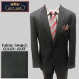 21. GREY HERRINGBONE 2 PIECE 2-BUTTON SUIT Thumbnail