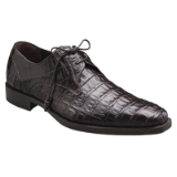 ANDERSON BROWN GENUINE CROCODILE MEZLAN SHOE Thumbnail