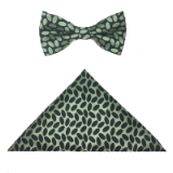 GREEN BEAN BOW TIE SET Thumbnail