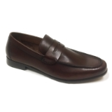 02. BACCO BUCCI BACHELOR BROWN LOAFER SHOE Thumbnail