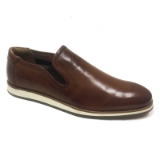 04. BACCO BUCCI CENTURY BROWN CASUAL SHOE Thumbnail