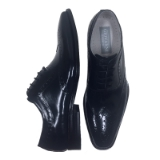 02. FERRARA NAVY WING TIP LACE UP SHOE Thumbnail