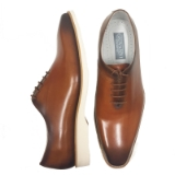 002. JARED TAN LACE UP SHOE Thumbnail