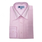 05. PINK SOLID BOYS DRESS SHIRT Thumbnail